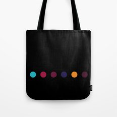 Six Dots Tote Bag
