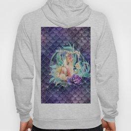Mermaid in a Fish Bowl Hoody