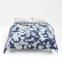 flower pattern 1 Comforters