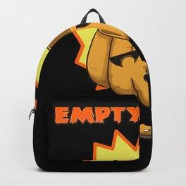Pumpkin Halloween Backpack