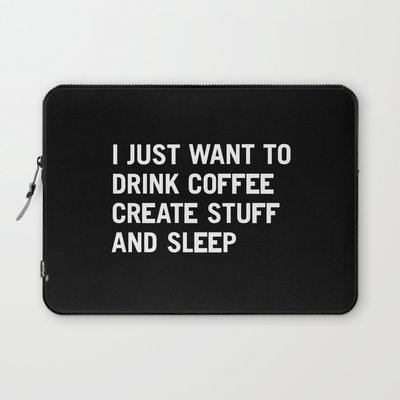 I just want to drink coffee cr...