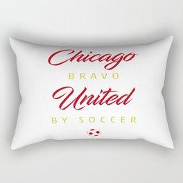 Chicago Bravo Rectangular Pillow