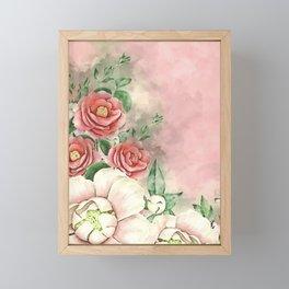 Queen Rose #society6 #rose #floral Framed Mini Art Print