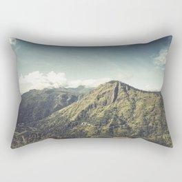 Ella Rock, Sri Lanka Rectangular Pillow