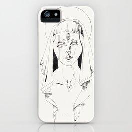 The Virgin  iPhone Case