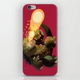 Gamera iPhone Skin