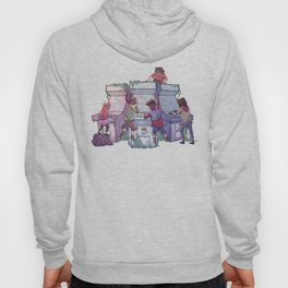 Hardcore Lady-Types: Ode to Lumberjanes Hoody