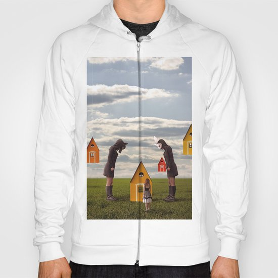 The Question Hoody