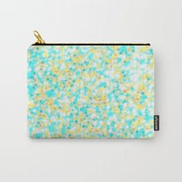 Electric Leopard Carry-All Pouch