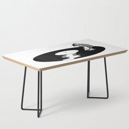 Don't Just Listen, Feel It Coffee Table