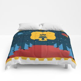 Embryonic love Comforters