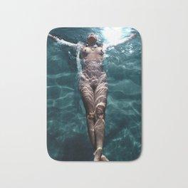 Sienna - Natural pool Bath Mat