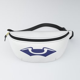 Fitted hat Fanny Pack