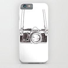 Bon Voyage - Leaving card / Travel / Around the world Slim Case iPhone 6s