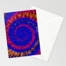 Tie Dye // Kingfisher Stationery Cards
