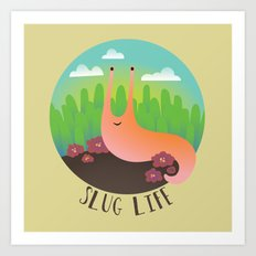 Slug Life #1 Art Print