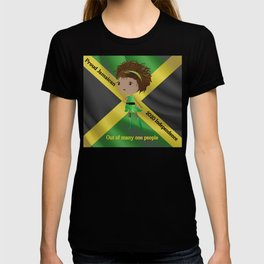 Dreadi Proud Jamaican Independence 2020 T-shirt