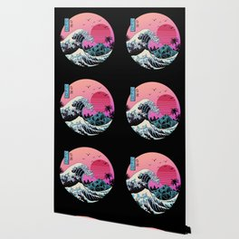 The Great Retro Wave Wallpaper