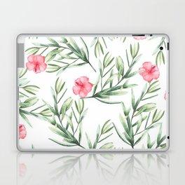 Delicate Hibiscus Laptop & iPad Skin