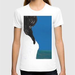 she is the sea T-shirt