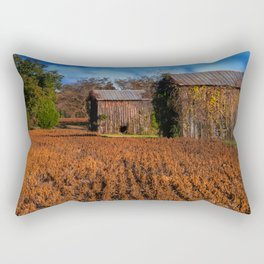 Change of Time Rectangular Pillow