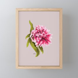 Blush Framed Mini Art Print