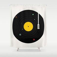 Music, Everywhere Shower Curtain