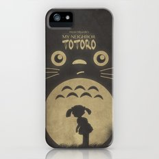 My Neighbor Totoro iPhone (5, 5s) Slim Case