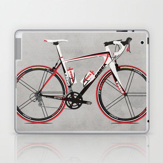 Race Bike Laptop & iPad Skin