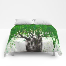 Western Boab Comforters