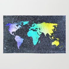 The World Belongs to you Rug