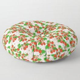 Summer Berries Floor Pillow