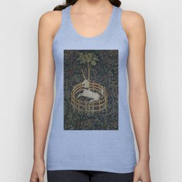 The Unicorn In Captivity Unisex Tank Top