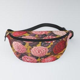 Flower Garden Series/Camelia Paradise Fanny Pack