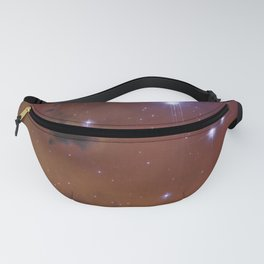Star Cluster IC 1590 Fanny Pack