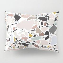 Terrazzo Pattern II. Pillow Sham