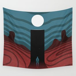 sentinel Wall Tapestry