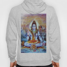 Shiva - Energize your day with his power Hoody