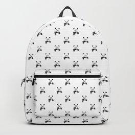 Funny panda Backpack