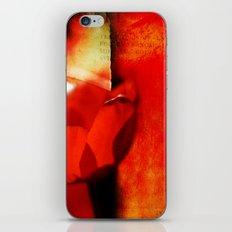 Into the Ragged Meadow iPhone & iPod Skin