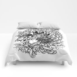 Garuda - BW Comforters