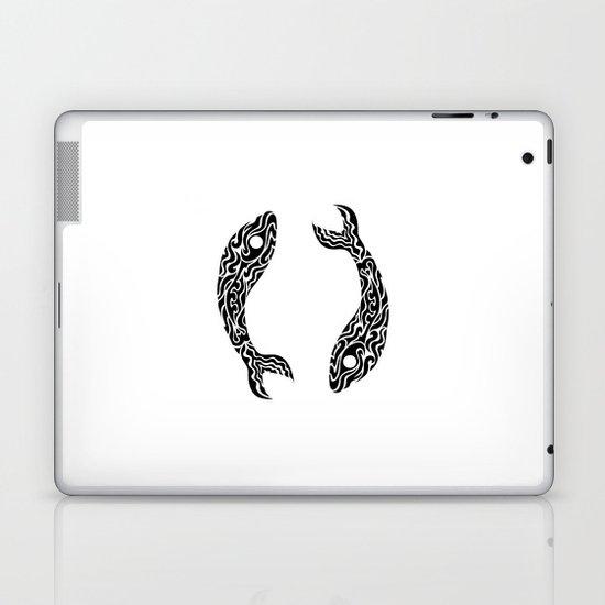 Pisces Laptop & iPad Skin