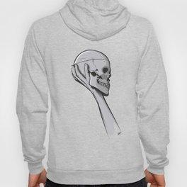 Skull Hamblet  Hoody