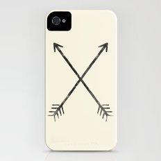 Arrows iPhone (4, 4s) Slim Case
