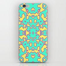 Electric Pattern iPhone & iPod Skin