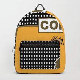 Cohiba habana cuba Backpack