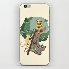 Stuck in a Tree iPhone & iPod Skin
