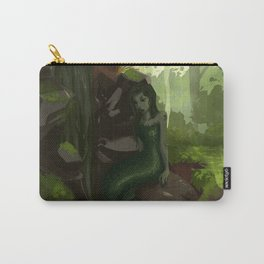 Water nymph by the waterfall Carry-All Pouch