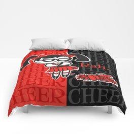 BAD GRACE: Big Cheer Comforters
