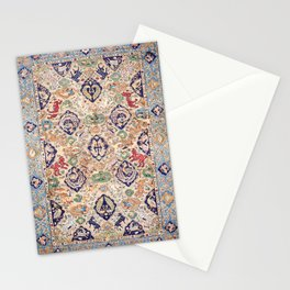 Persian Silk Tapestry Stationery Cards